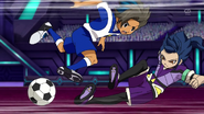 Tsurugi stealing the ball Galaxy 37 HQ