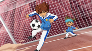 Tenma stopping Galaxy 20 HQ