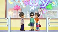 Young Matatagi talking with his classmates Galaxy 25 HQ