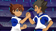 Tenma and Matatagi Galaxy 42 HQ