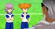 MinaMana getting called by Kuroiwa