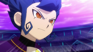 Tsurugi shocked Galaxy 38 HQ