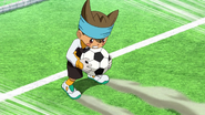 Shinsuke catching the ball Galaxy 18 HQ