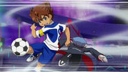 Tenma's true soccer Galaxy 42 HQ