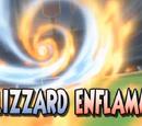 Blizzard Enflammé