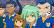 El Dorado Team 01 in the Chrono Stone game