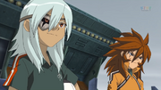 Sakuma and Genda in Shin Teikoku IE 37 HQ