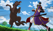 Nobunaga Stopping The Horse CS 12 HQ