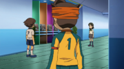 Endou overhearing IE 98 HQ