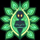 Green Leaves Emblem