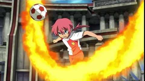 Inazuma Eleven GO vs DSW Kami no Takuto FI