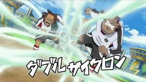 Inazuma Eleven - Double Cyclone-0