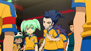 Tsurugi's reaction (CS 39 HQ)