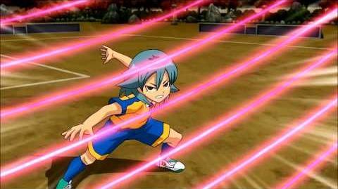 Inazuma Eleven Go Chrono Stone 28-29 - Hunter's Net V2