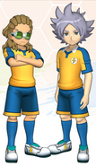 Kidou and Fubuki