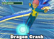 Dragon Crash in the first game