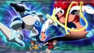 Majin Pegasus winning from Tekki Hei Knight GO 31 HQ