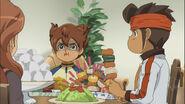 Natsumi's food is tasty as always