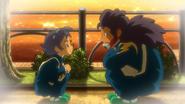Hikaru And Amagi In 33