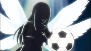 Mysterious boy hissatsu