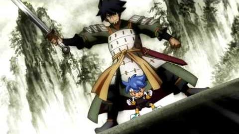 Inazuma Eleven Go Chrono Stone Taiko no Senshi Jagawock HD