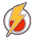Shinsei Inazuma Japan (Movie) Emblem