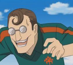 Gojou Masaru