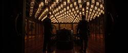 Limbo japanese castle interior