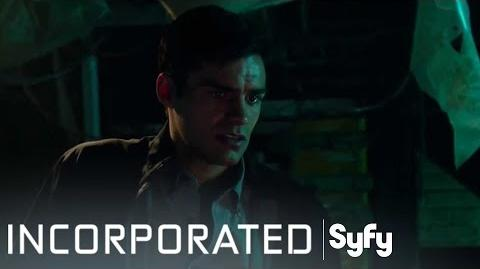 INCORPORATED Season 1 Finale 'It's a Lie' Syfy