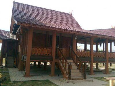 Rumah Adat Suku Singkil