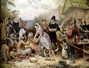 225px-The First Thanksgiving Jean Louis Gerome Ferris-1-