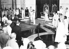 Transfer of power in India, 1947