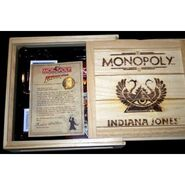 Indiana Jones Monopoly 4