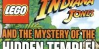LEGO Indiana Jones and the Mystery of the Hidden Temple!