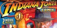 Indiana Jones Comic 1