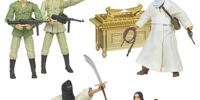 Indiana Jones Deluxe Action Figures