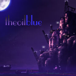 The-oil-blue