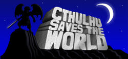 Cthulhu-saves-the-world