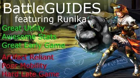 BattleGUIDES Episode 10 - Runika-0