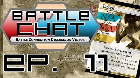BattleCHAT Episode 11 - Dash and Dodge
