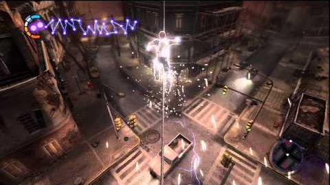 InFamous 2 Ascension Parish - Overcharge 2