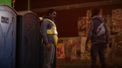 Reggie and Delsin 10