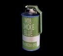 Smoke Grenade Blue