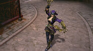 Gaslight Catwoman High Seas Gameplay Skin