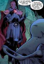 Nix Uotan Infinite Crisis Fight for the Multiverse Issue 1