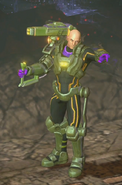 Lex Luthor Prime Champion Model Character
