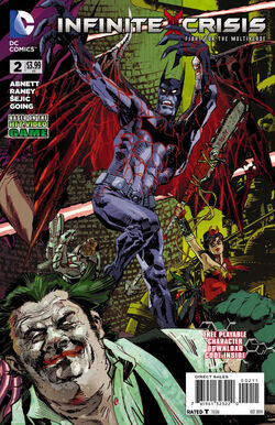 Infinite Crisis Fight for the Multiverse Vol 1 Issue 2