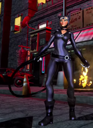 Catwoman Character Model 2