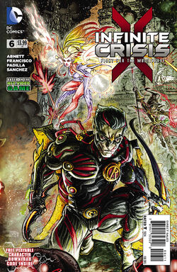 Infinite Crisis Fight for the Multiverse Volume 6