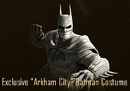 Batman Prime Arkham City Skin Promotional